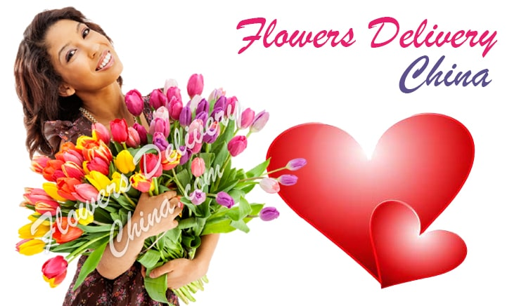Send Flowers To Linqing